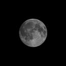 Full Moon-Canon 250 mm-single shot,                                Adel Kildeev