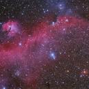 IC2177 Seagull Nebula,                                Yusuke Satou
