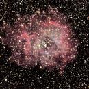 Rosette Nebula,                                Matthew Lundin