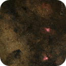 From IC 1287 to M17 Widefield,                                Niko Geisriegler