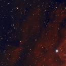 Bubble Nebula,                                Brian Peck