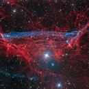 Vela Supernova Remnant  - The Dragons Keep,                                Terry Robison