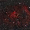 NGC7822,                                John Bozeman