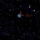 M61 Supernova 2020 jfo,                                William