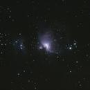 Orion Nebula,                                Rafał
