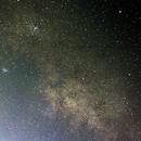 Milky Way at 50mm,                                Kevin Burfitt