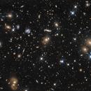 Abell 2151 (Hercules Galaxy Cluster),                                DetlefHartmann