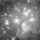 M45 - Pleiades - Subaru,                                Riccardo A. Balle...