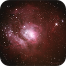 Laguna nebulae M 8,                                Conrado Serodio