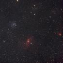 M52 & Bubble area,                                Jan Borms