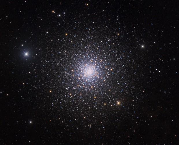 M3 Globular Cluster,                                marsbymars