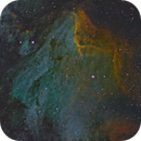 Pelican Nebula - IC 5070,                                Gauthier Vasseur