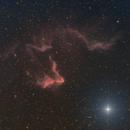 IC 63, Gamma Cass Nebula,                                Kathy Walker