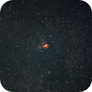 NGC 6618,                                Silkanni Forrer