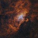 Eagle nebula,                                RichardBoudreau