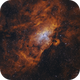 Eagle nebula,                                RichardBoudreau