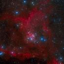 IC 1805 (HaLRGB),                                Craig Prost