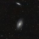 The Bode's Nebulae in Ursa Major,                                Francesco Meschia