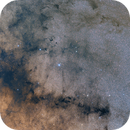 The Pipe & Snake Nebulae and the Edge of the Milky Way,                                Landon Boehm
