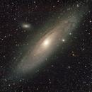 M31 La grande galaxie d'andromède,                                nunux1971