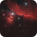 The Horsehead Nebula,                                Astro_Time_Traveller