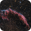 Eastern Veil Nebula,                                Corrado Gamberoni