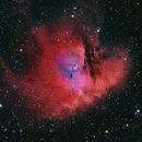 Pacman Nebula,                                angelo mazzotti