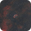 NGC 6888 - The mighty Crescent Nebula and the Soap Bubble,                                Sektor