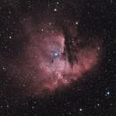 NGC 281 - Nébuleuse de Pacman,                                grizli21