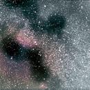 Kleine Sagittarius Sternwolke_M 24,                                Silkanni Forrer