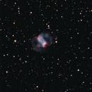 Messier 76,                                Günther Eder