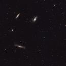 M65/M66/NGC3828 Leo Triplet,                                Matthieu Martin