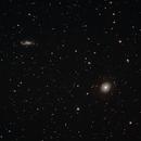 NGC2985 / 3027,                                Greg Derksen
