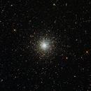M10 Globular Cluster,                                Ed Albin