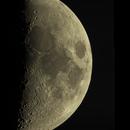 Moon  with OSC,                                Detlef Möller