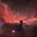 Horsehead Ha + RGB,                                Diego Gravinese
