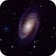 M81 BODES NEBULA,                                Antonio G Flores