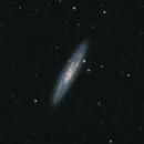 Sculptor Galaxy,                                BQ_Octantis