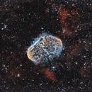 NGC 6888 - Crescent Nebula,                                Tim