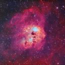 NGC 1893 - Tadpole Nebula,                                equinoxx