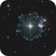 Cat's Eye Nebula: Halo - Rings - Core,                                Victor Van Puyenb...