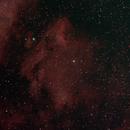IC 5070 Pelican Nebula,                                apo20232