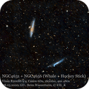 NGC4631 + NGC4656 (Whale and Hockey Stick),                                Ulli_K