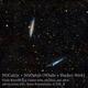 NGC4631 + NGC4656 (Whale and Hockey Stick),                                Ulli_K