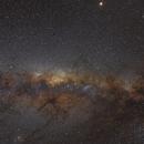 Mars, Saturn & Milky Way,                                Lorenzo Palloni