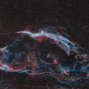 NGC 6960 Veil Nebula West in HOO,                                Jean-François Dou...