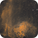 IC405, The Flaming Star Nebula in SHO,                                Benjamin Csizi