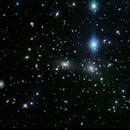 Coma B and galaxies galore,                                Mark Bailey