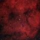 IC 1396 Elephant's Trunk Nebula,                                v3ngence