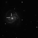 SN2019ehk in M100,                                Rudi Bjørn Rasmussen